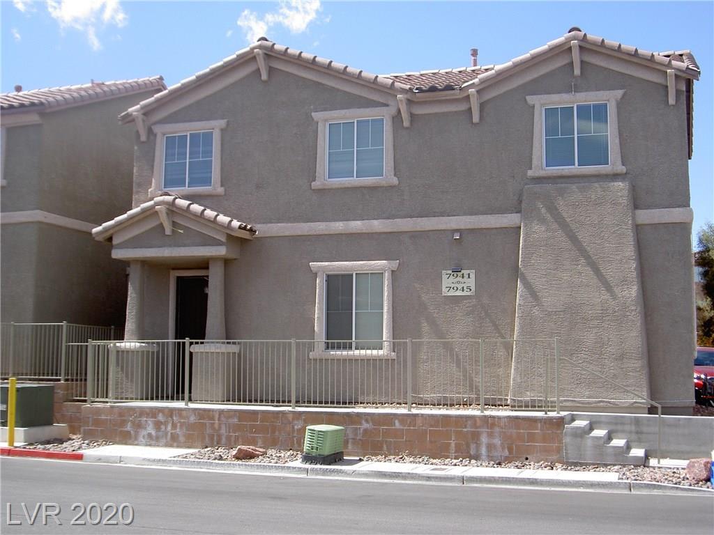7941 Violet Sky Street Property Photo - Las Vegas, NV real estate listing