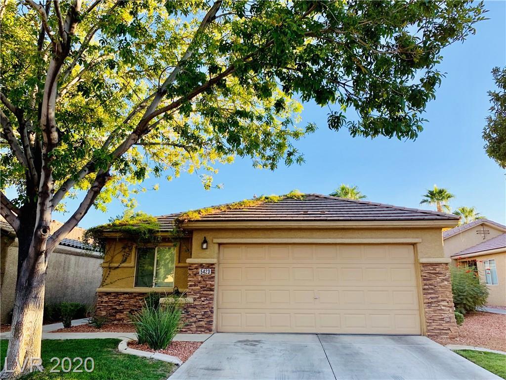 5423 Golden Leaf Avenue Property Photo - Las Vegas, NV real estate listing