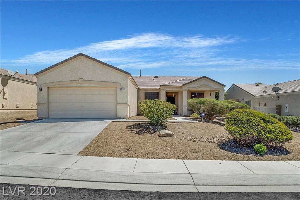 6016 Aqua Blue Court Property Photo - North Las Vegas, NV real estate listing
