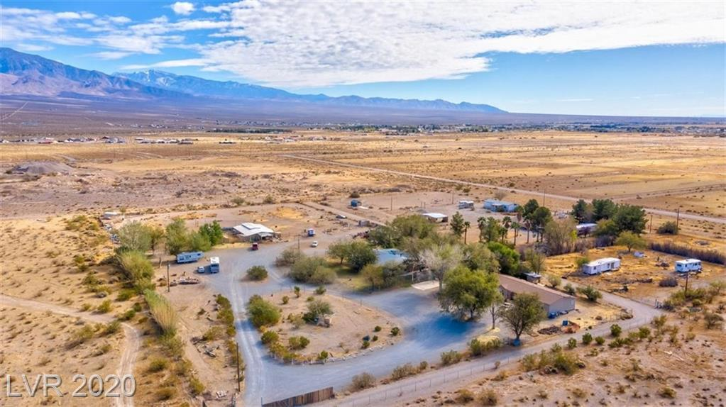 1311 Mae Road Property Photo - Pahrump, NV real estate listing
