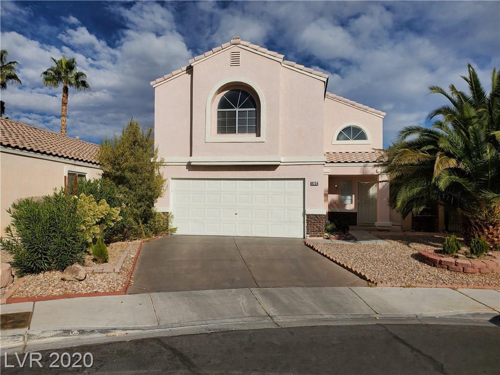 8256 Cactus Root Court Property Photo - Las Vegas, NV real estate listing