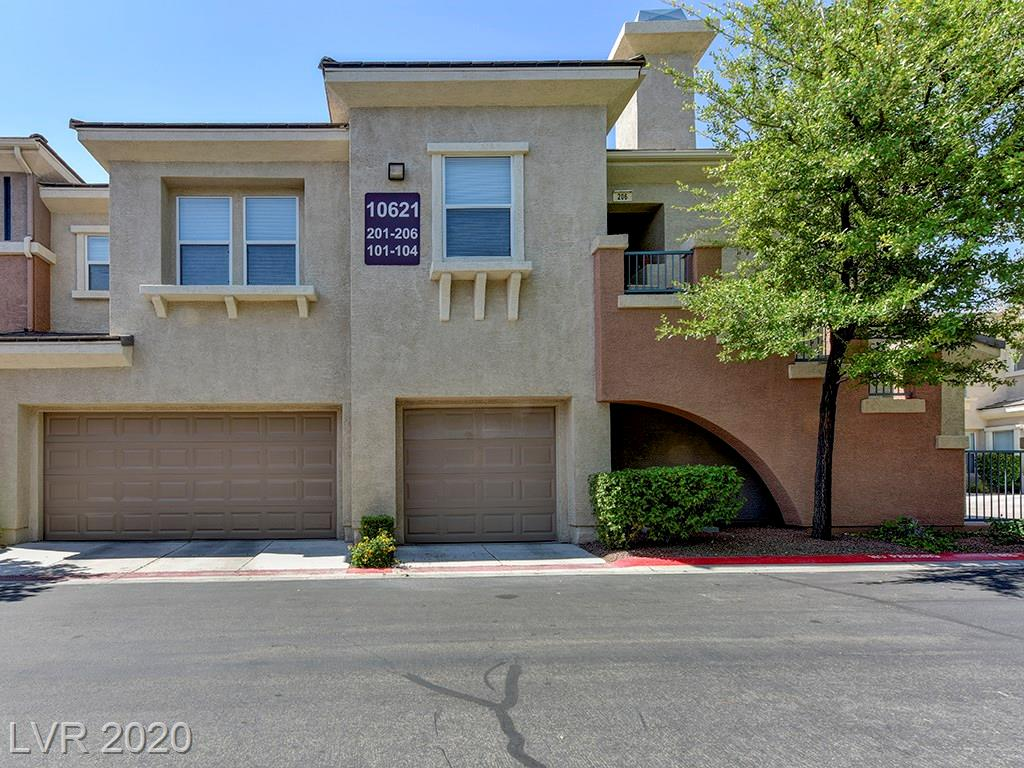 10621 Pedal Point Place #102 Property Photo - Las Vegas, NV real estate listing