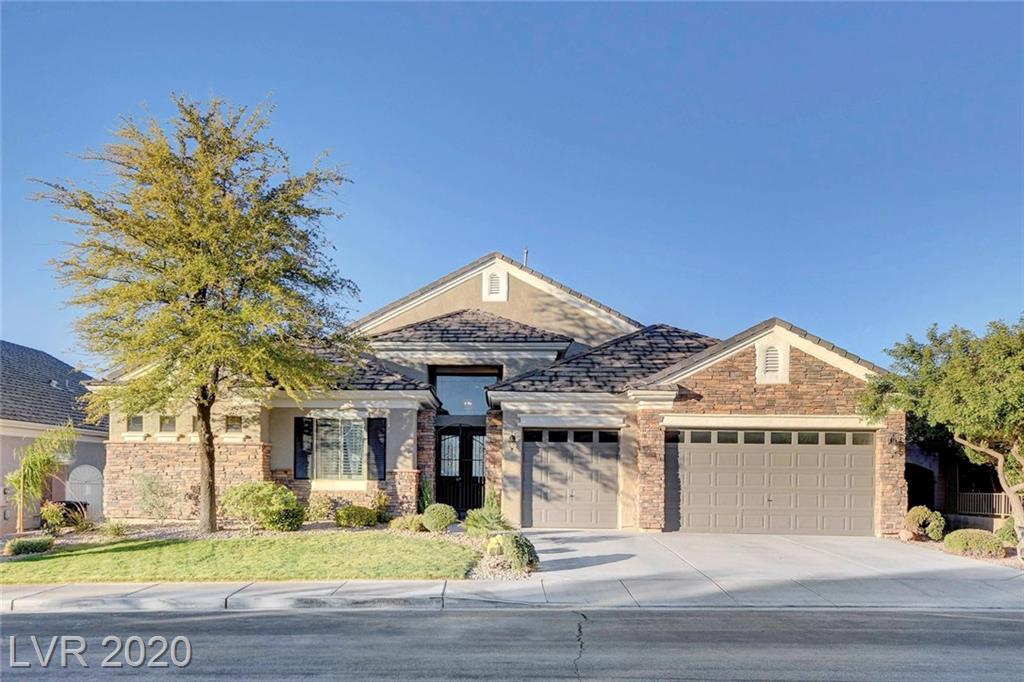 1472 Romanesca Drive Property Photo - Henderson, NV real estate listing