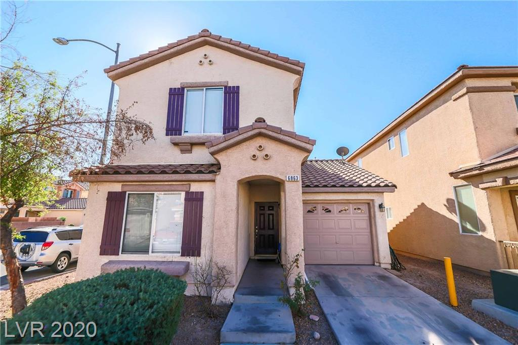 6863 Silver Legacy Drive Property Photo - Las Vegas, NV real estate listing
