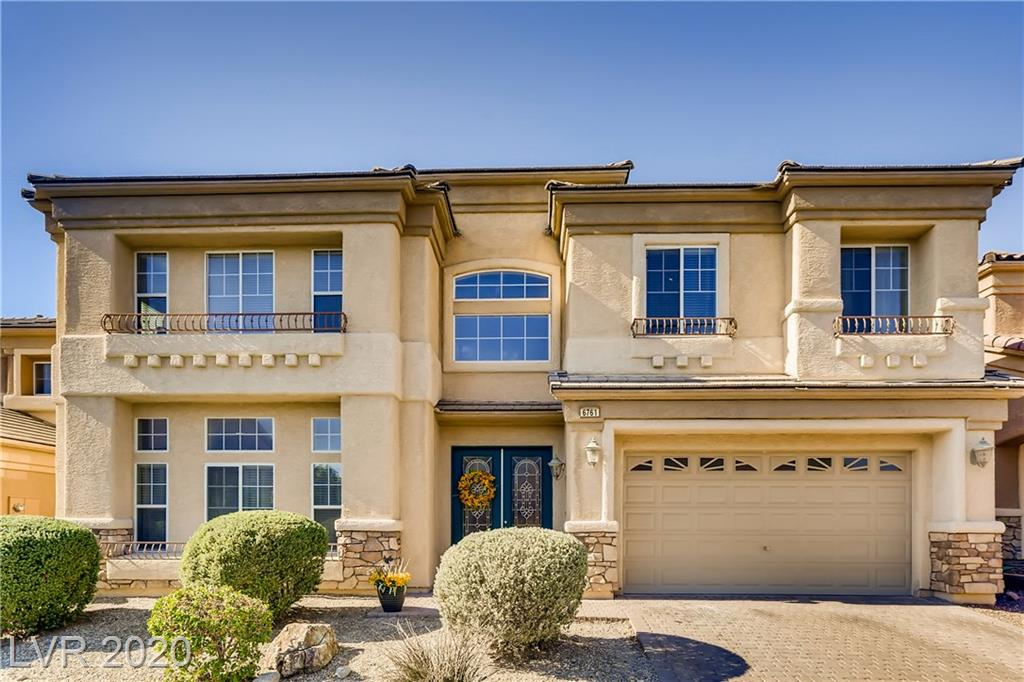 6761 Clay Tablet Street Property Photo - Las Vegas, NV real estate listing