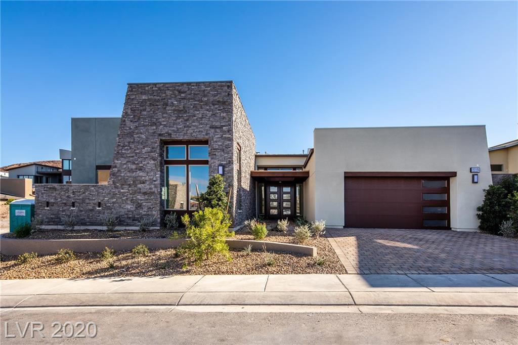 2219 Summit Mesa Lane Property Photo - Henderson, NV real estate listing