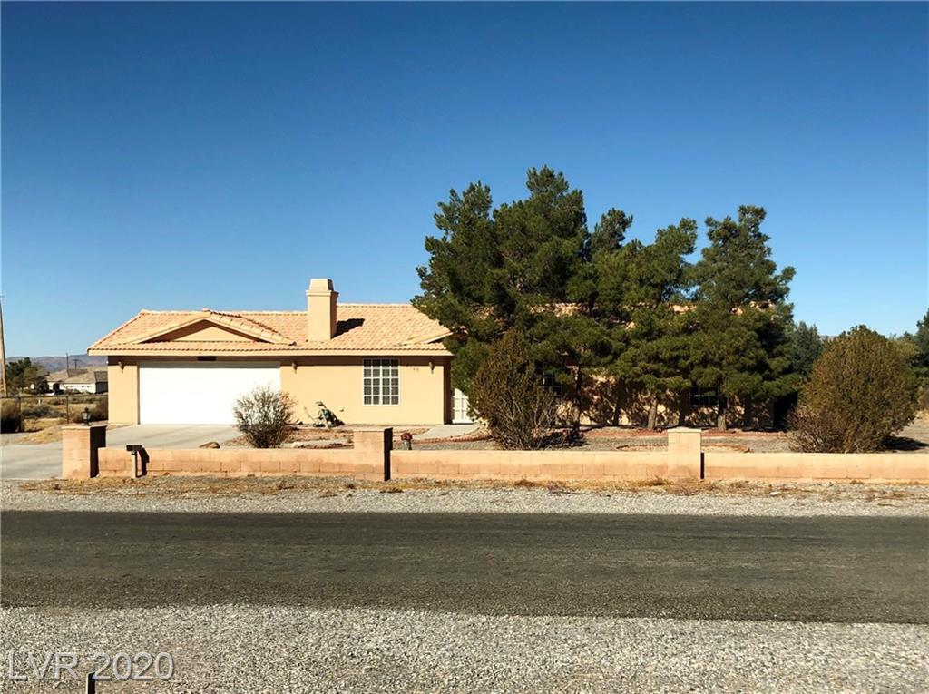 2560 Ranchita Way Property Photo - Pahrump, NV real estate listing