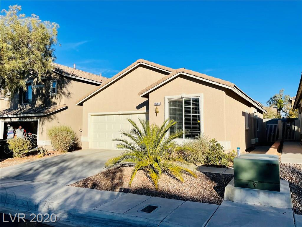 7256 Twin Maples Court Property Photo - Las Vegas, NV real estate listing