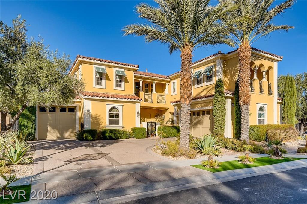 7723 Roaring Springs Circle Property Photo - Las Vegas, NV real estate listing