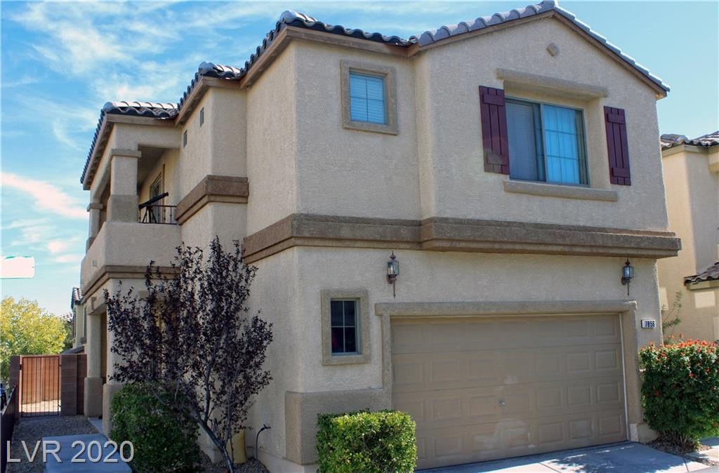 7856 Pronghorn Court Property Photo - Las Vegas, NV real estate listing