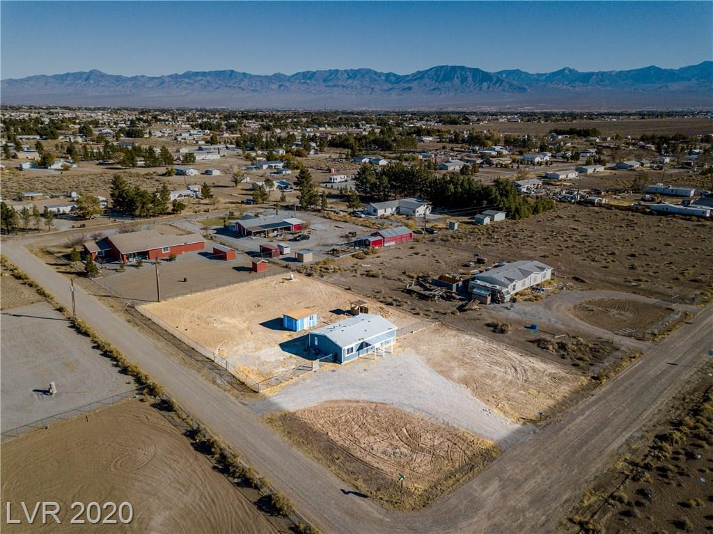3480 Maple Road Property Photo - Pahrump, NV real estate listing