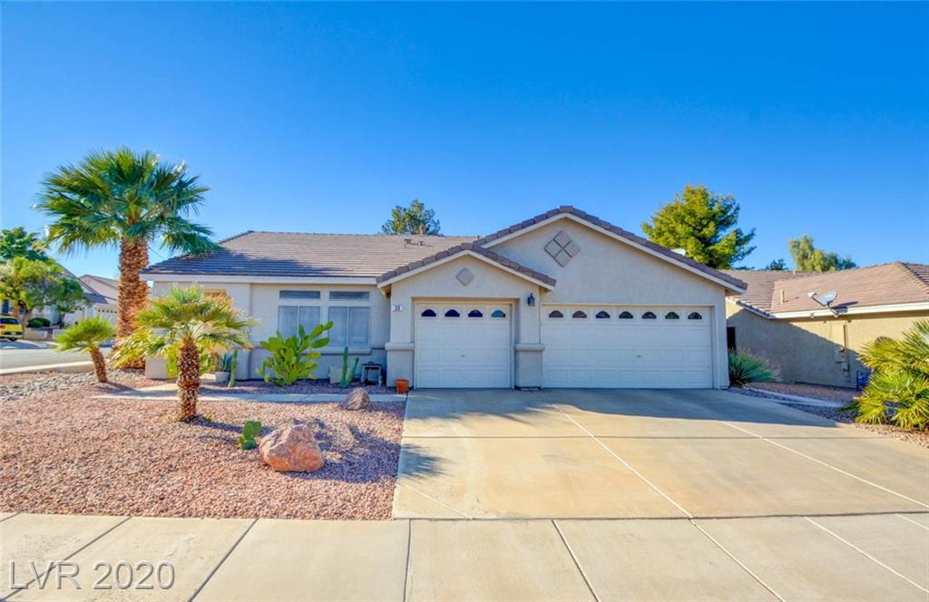 35 Silica Sand Street Property Photo - Henderson, NV real estate listing