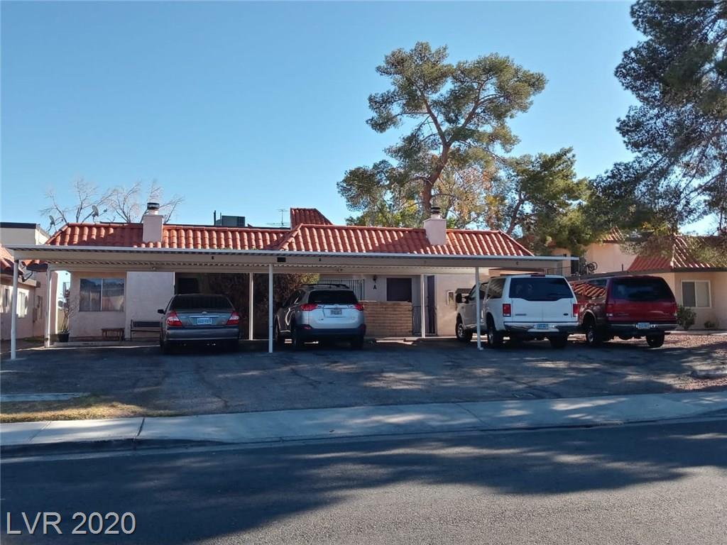 2722 Eldora Circle Property Photo - Las Vegas, NV real estate listing