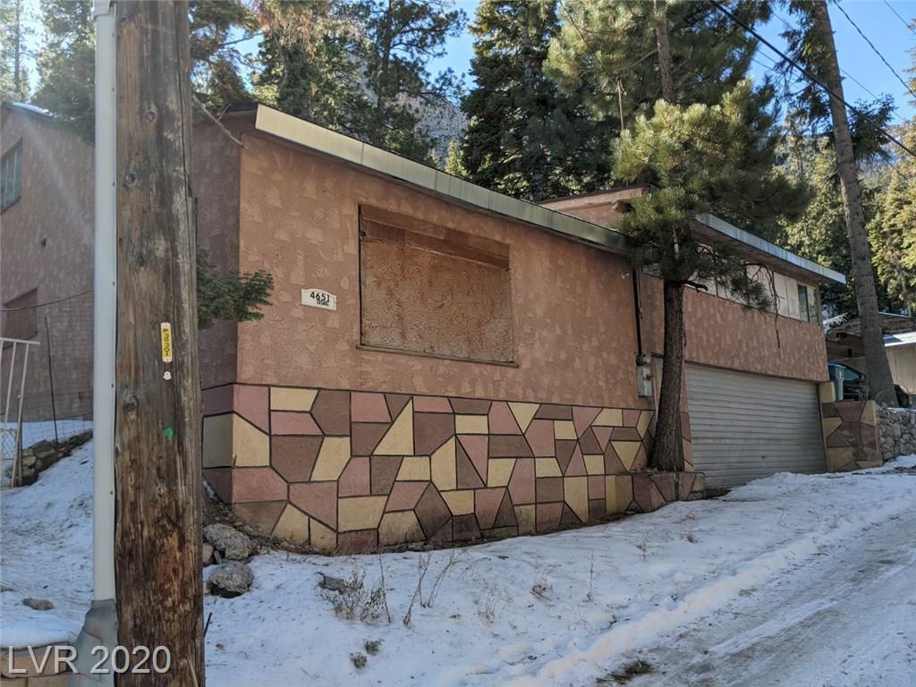 4651 Aspen Avenue Property Photo - Mount Charleston, NV real estate listing