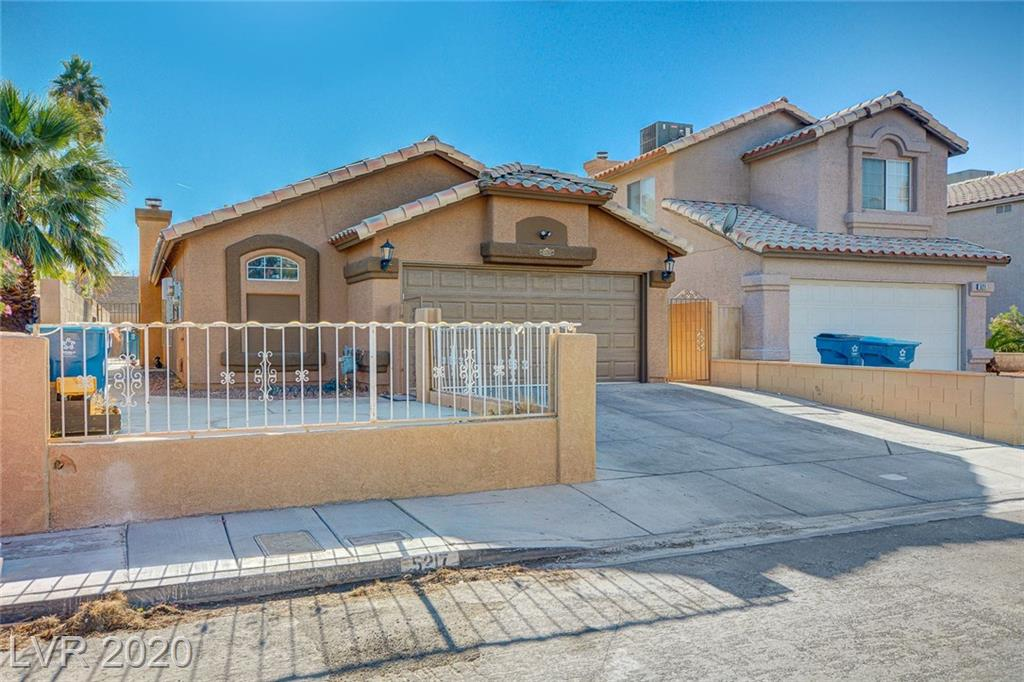 5217 Sandstone Drive Property Photo - Las Vegas, NV real estate listing