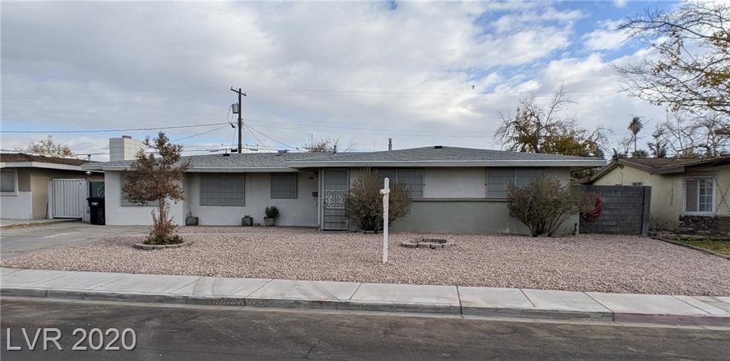 1116 Arrowhead Avenue Property Photo - Las Vegas, NV real estate listing