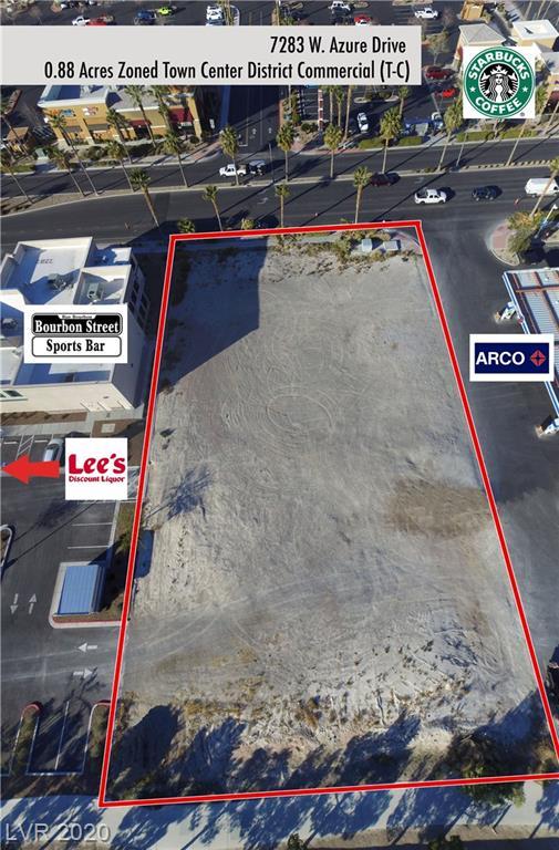 7283 Azure Drive #100 Property Photo - Las Vegas, NV real estate listing