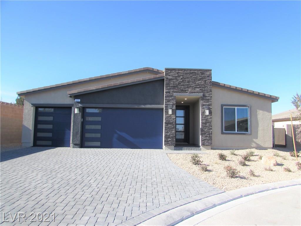 4161 Velvet View Street #LOT 37 Property Photo - Las Vegas, NV real estate listing