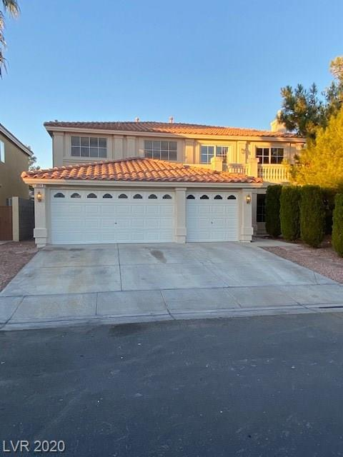 484 Fiddlehead Avenue Property Photo - Las Vegas, NV real estate listing