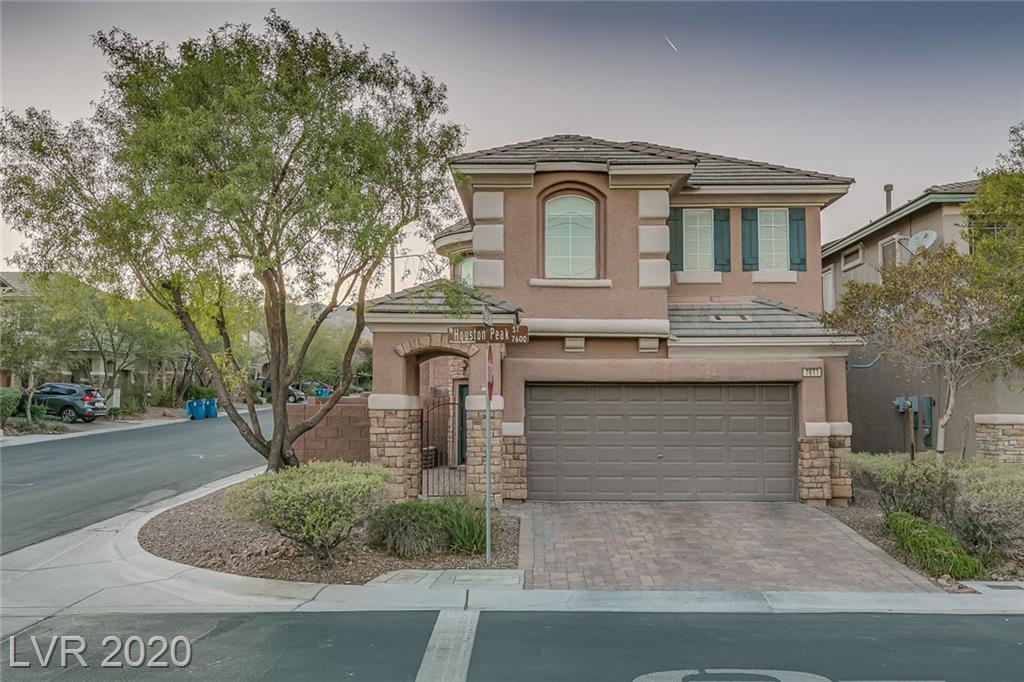 7611 Houston Peak Street Property Photo - Las Vegas, NV real estate listing