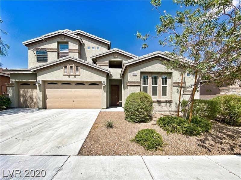 8308 Saddleback Ledge Avenue Property Photo - Las Vegas, NV real estate listing