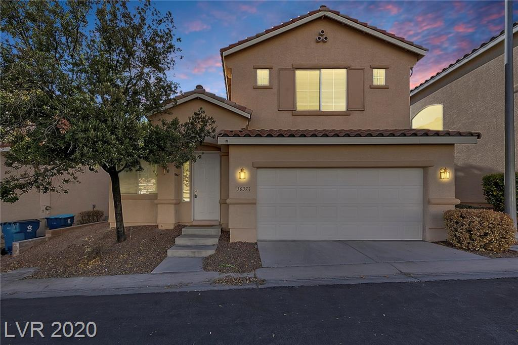 10373 Bent Willow Avenue Property Photo - Las Vegas, NV real estate listing