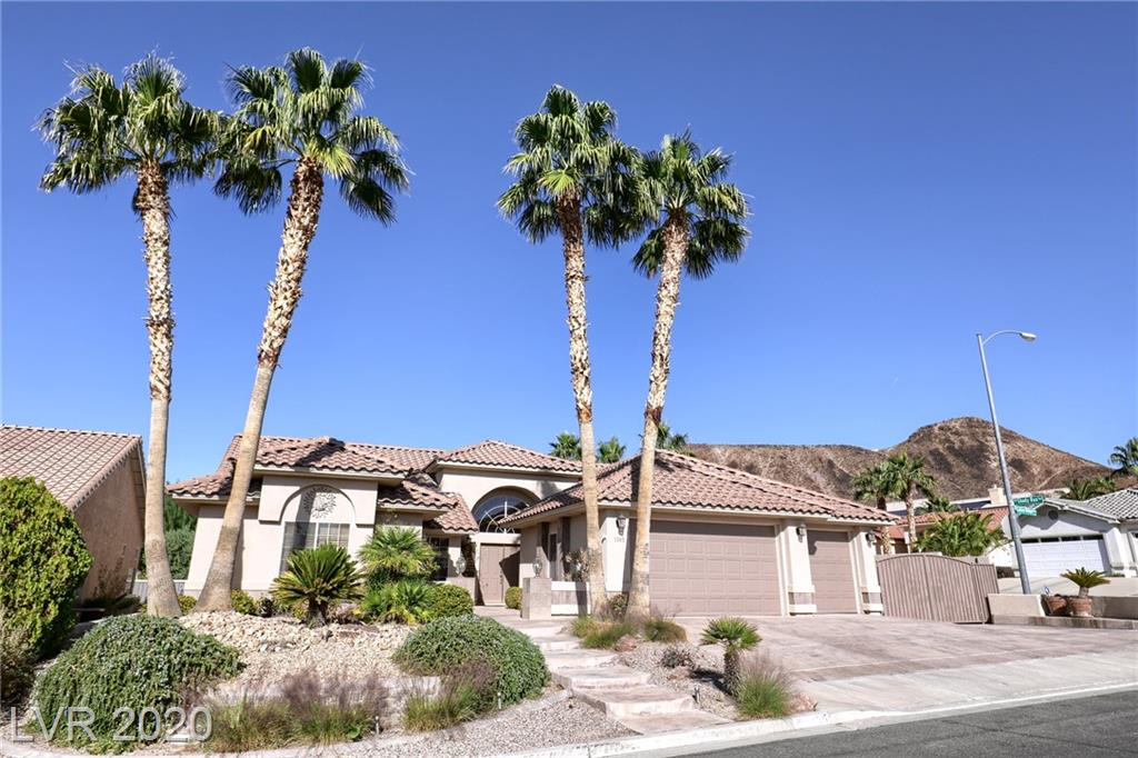 1165 Calico Ridge Drive Property Photo - Henderson, NV real estate listing