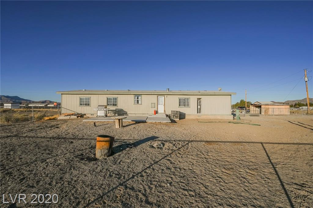1581 Murphy Street Property Photo - Pahrump, NV real estate listing