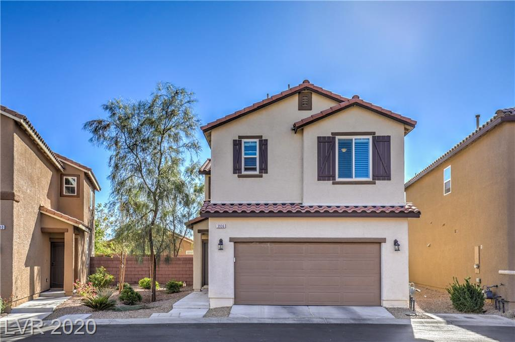 3936 Squall Court Property Photo - Las Vegas, NV real estate listing