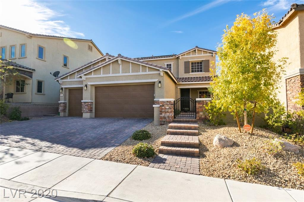 991 Floral Creek Court Property Photo - Henderson, NV real estate listing
