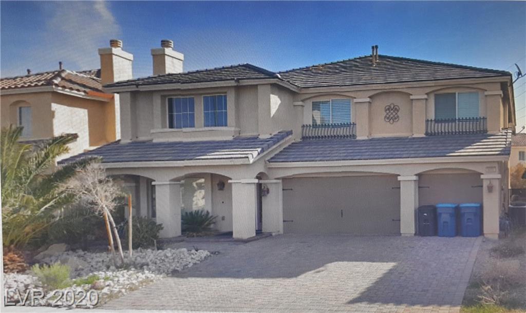 8456 Cambria Cellars Court Property Photo - Las Vegas, NV real estate listing