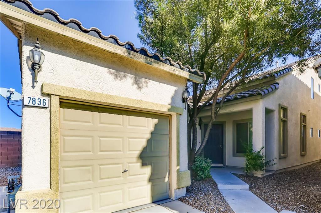 7836 Blesbok Court Property Photo - Las Vegas, NV real estate listing