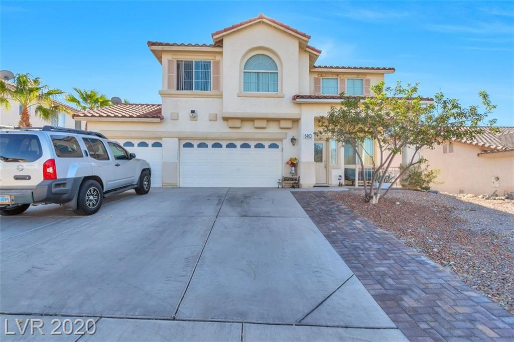 6463 Mahogany Peak Avenue Property Photo - Las Vegas, NV real estate listing