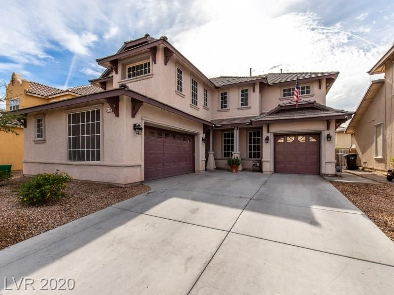 2625 Cliff Lodge Avenue Property Photo - North Las Vegas, NV real estate listing