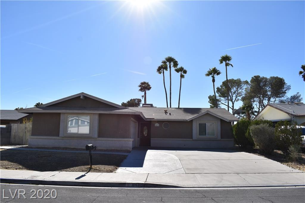 6439 Creston Avenue Property Photo - Las Vegas, NV real estate listing