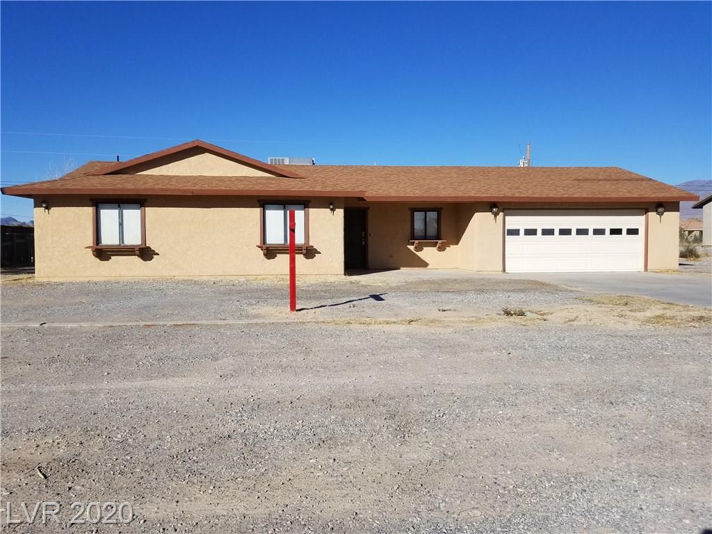 710 Calvada Boulevard Property Photo - Pahrump, NV real estate listing
