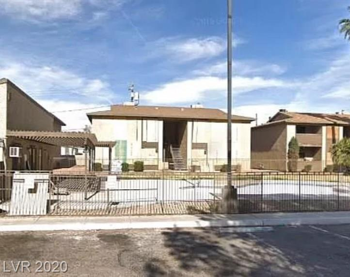 2829 Wheelwright #C Property Photo - Las Vegas, NV real estate listing