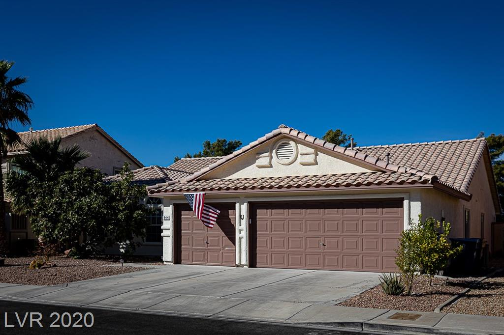 944 River Mountain Drive Property Photo - Henderson, NV real estate listing