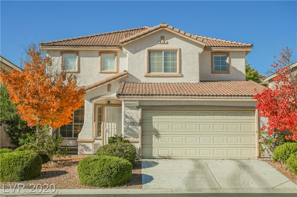 4757 Arial Ridge Street Property Photo - Las Vegas, NV real estate listing