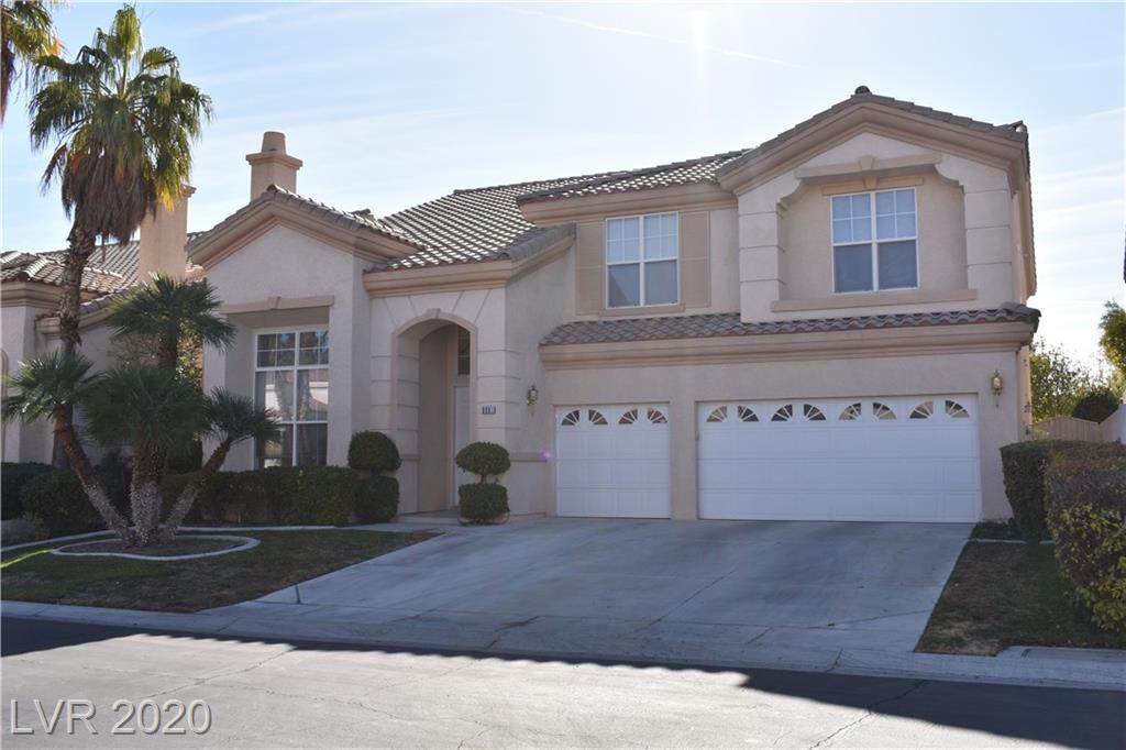 9061 Heavenly Valley Avenue Property Photo - Las Vegas, NV real estate listing