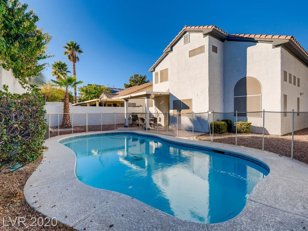 9109 Valley Of Fire Avenue Property Photo - Las Vegas, NV real estate listing