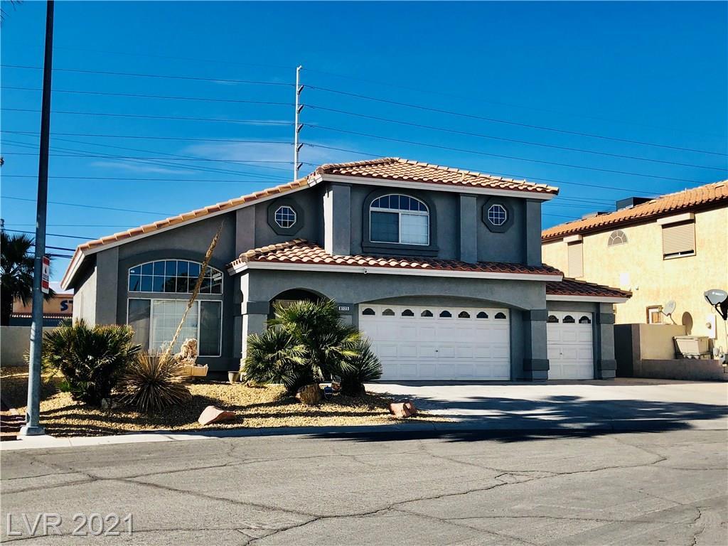 8725 Hawk Canyon Property Photo - Henderson, NV real estate listing