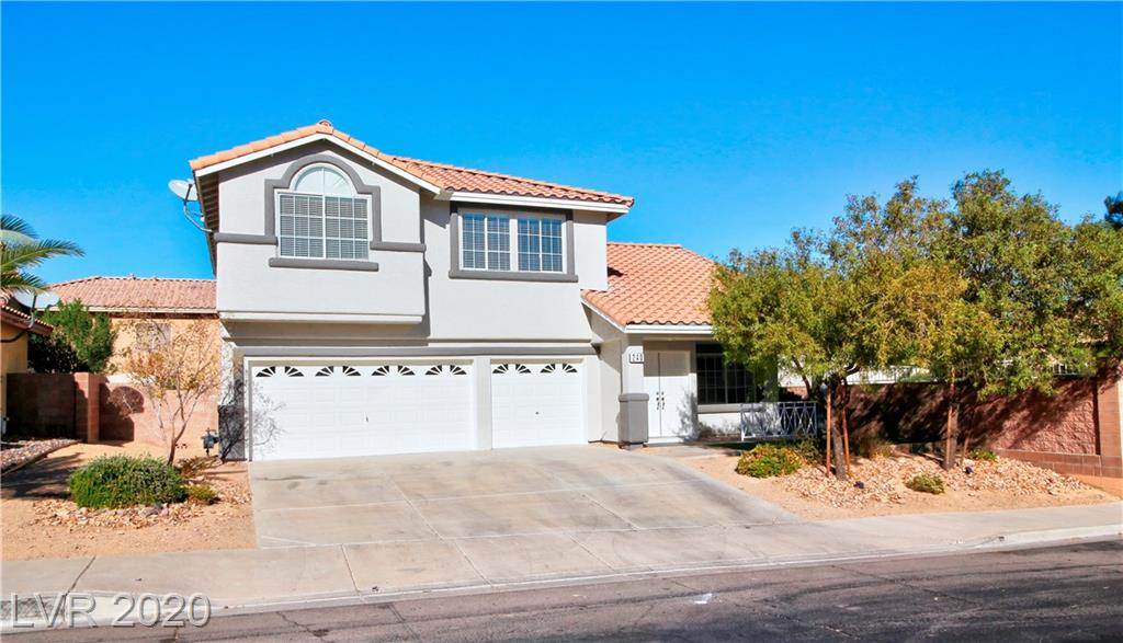 240 Trenier Drive Property Photo - Henderson, NV real estate listing