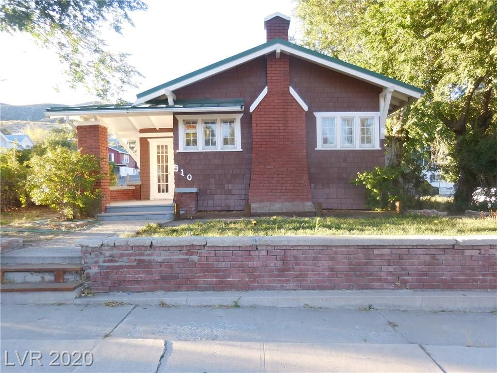 910 Lyons Avenue Property Photo - Ely, NV real estate listing