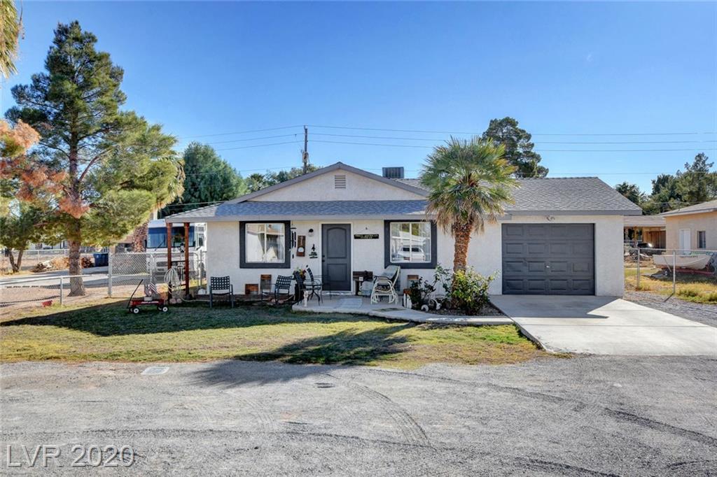 415 Cox Avenue Property Photo - Overton, NV real estate listing