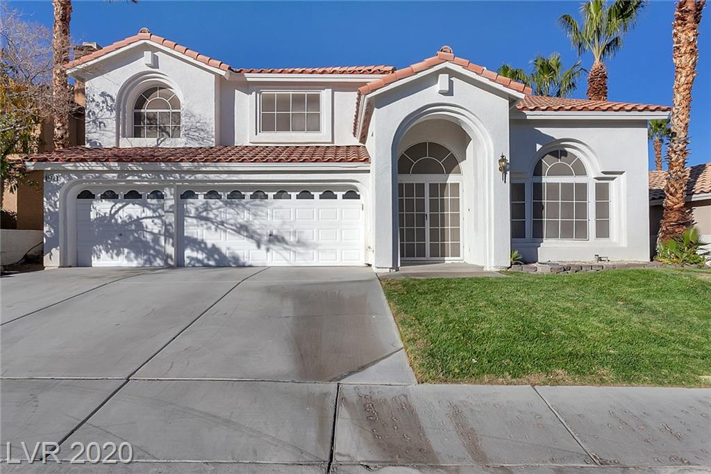 9062 Baysinger Drive Property Photo - Las Vegas, NV real estate listing