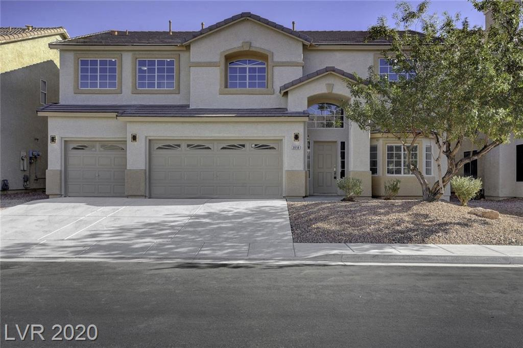 3918 Blue Gull Street Property Photo - North Las Vegas, NV real estate listing