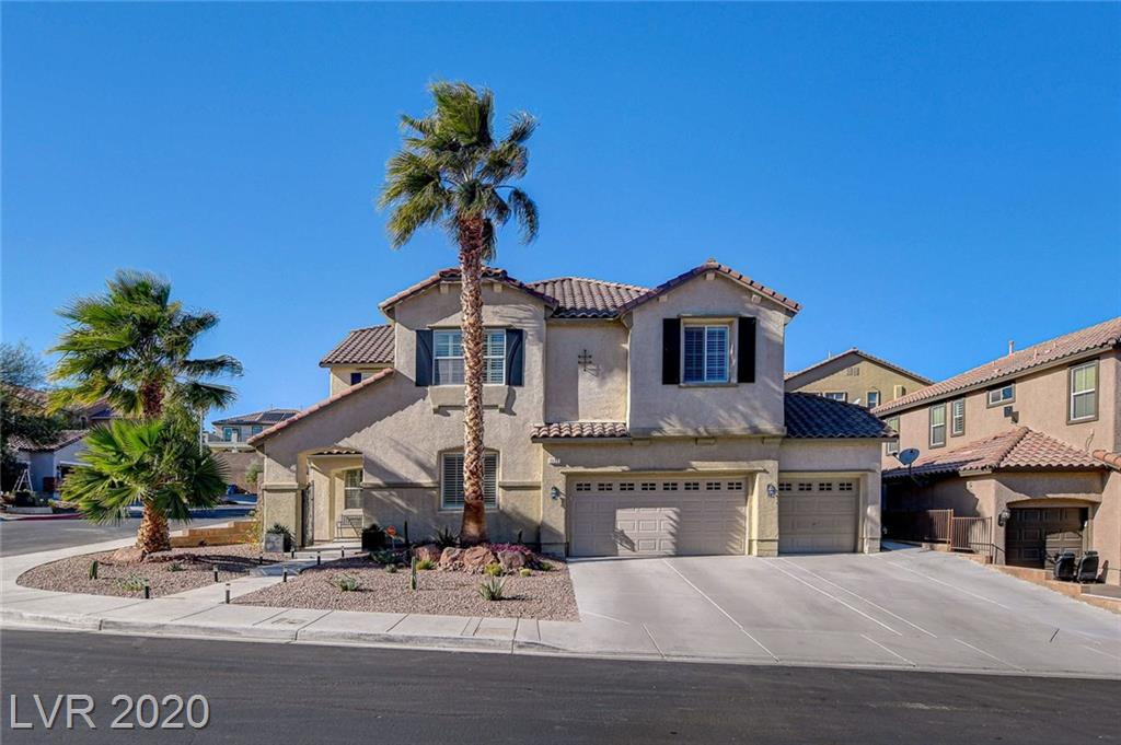 1173 Yellow Orchid Street Property Photo - Henderson, NV real estate listing