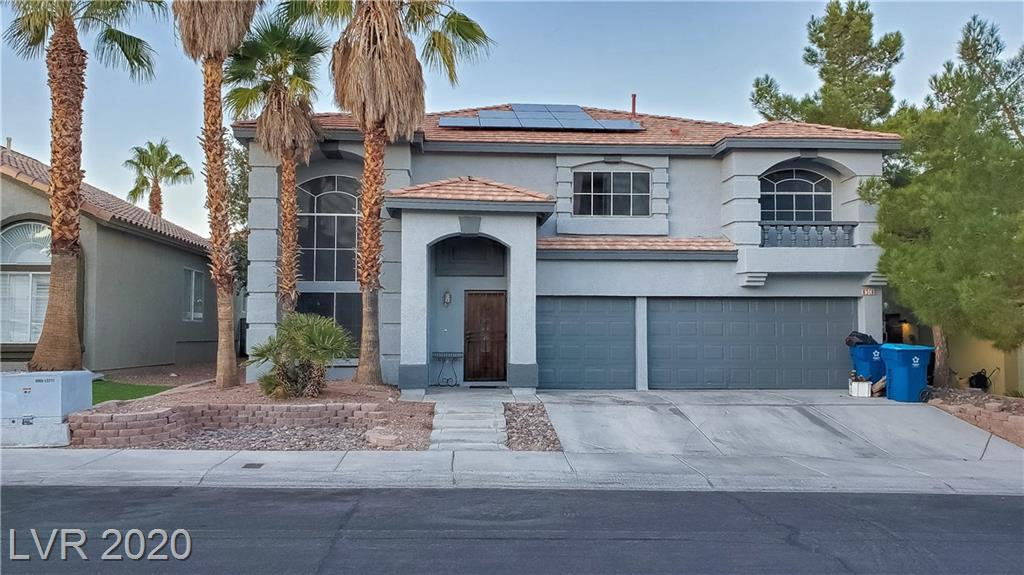 8516 Copper Mountain Avenue Property Photo - Las Vegas, NV real estate listing