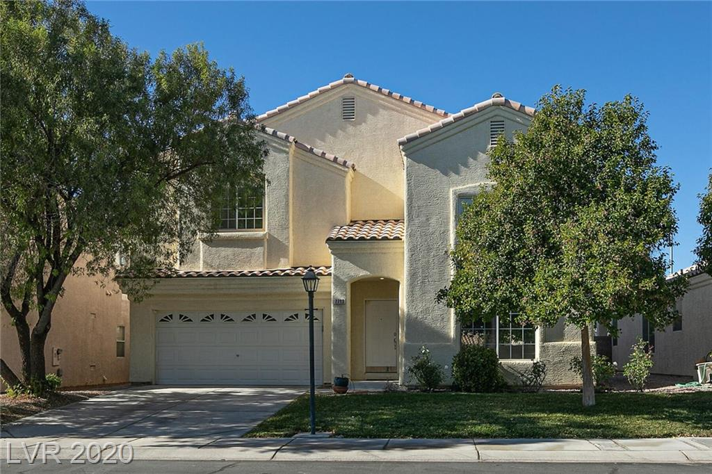 7713 Velvet Mist Street Property Photo - Las Vegas, NV real estate listing